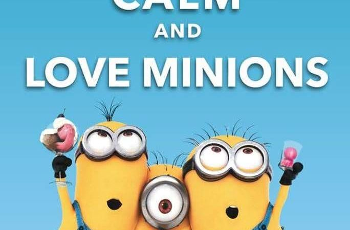 Bello to all Minions Fans